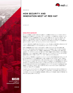 Red Hat White Paper