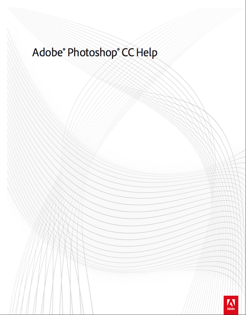 Offer Adobe Courses Photoshop CC Guide