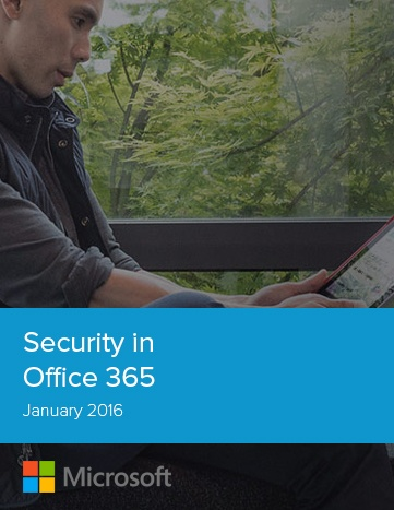 Security in Office 365